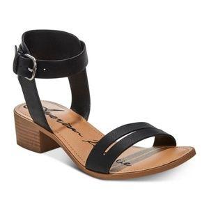 💕NIB💕Alecta Open Toe Casual Ankle Strap Sandals